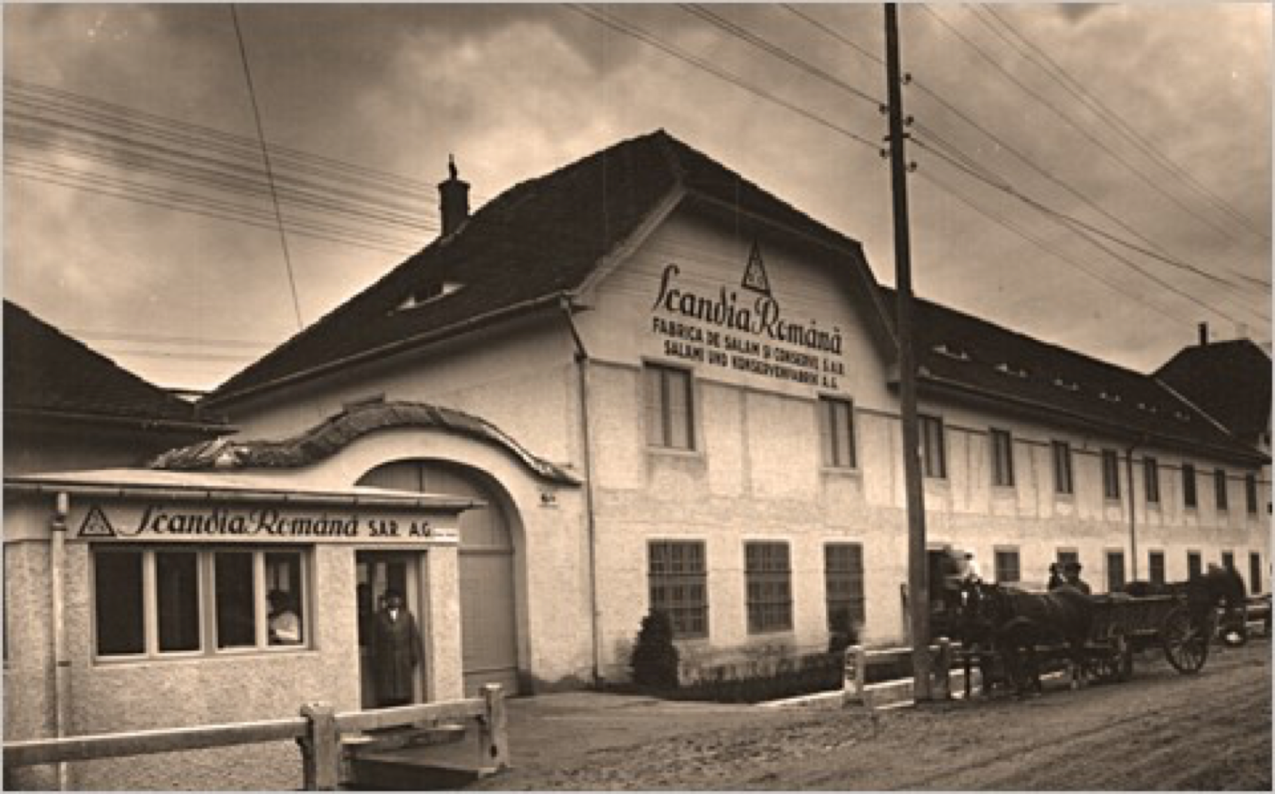 Scandia Food, a Short History
