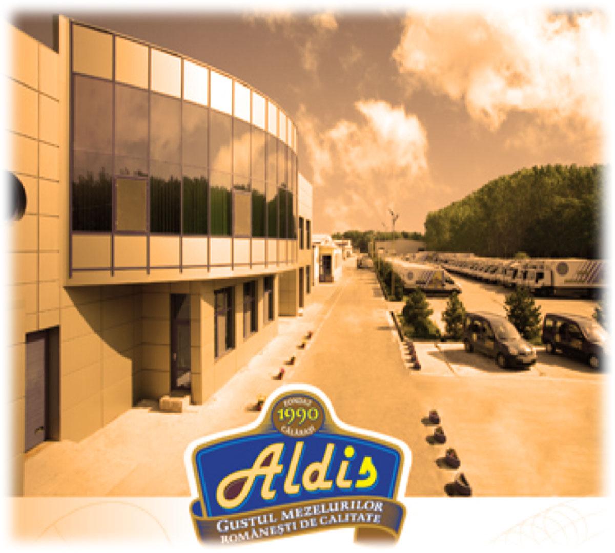 Scurtă istorie Aldis